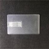 Memoria di plastica lucida Pendrive del USB dell'azionamento 8GB dell'istantaneo del USB della scheda di prezzi di fabbrica dell'OEM