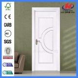 Единая панель управления внутренних дел белого цвета грунтовки двери