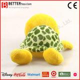 Het Gevulde Dierlijke Zachte Stuk speelgoed van de Pluche ASTM Schildpad voor Kinderen