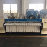 Handelsflache Presse-Maschinen-elektrische bügelnde Maschinerie der wäscherei-Ironer/