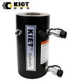 Cilindros hidráulicos de alumínio de efeito duplo do elevado desempenho de Kiet