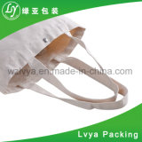 عادة ترويجيّ جلّيّة بيضاء طبيعيّ قابل للاستعمال تكرارا قطن نوع خيش حمل [شوبّينغ بغ]