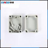 Rectángulo de ensambladura impermeable plástico del ABS 80*110*45