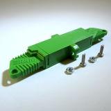 Simplex ottico del cavo di zona della fibra E2000-E2000, MP per il sistema di comunicazione di fibra ottica