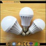 220V iluminación Emergency de interior del bulbo del plástico E27 LED