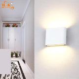 Энергосберегающий свет стены черноты высокой яркости 12W для снаружи