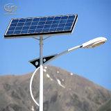 Nuova via solare palo chiaro dell'acciaio inossidabile di alta qualità 2017