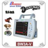 Monitor de veterinários- por cavalo, gato, cão, ECG, PNI, Temperatura, Pulso, Máquina de controlo veterinário, equipamentos médicos veterinários