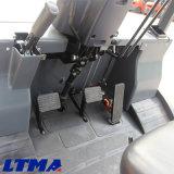 Ltma 판매를 위한 새로운 3.5 톤 디젤 엔진 거친 지형 포크리프트