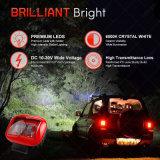 Precio de promoción de las luces de conducción de LED 30W Alquiler de luces LED de trabajo