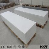 Fornitore di superficie solido acrilico bianco del ghiacciaio di Kkr della fabbrica della Cina