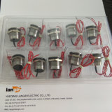 interruttore piezo-elettrico di tocco di 19mm