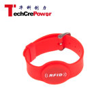 G016-R raffreddano il Wristband impermeabile del silicone di controllo di accesso per la piscina