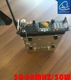 30-88MHz移動式Bacpackのラジオ、手段は30-88MHz/50Wに対面ラジオをインストールした