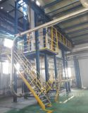 Fluid Bed Dryer for Dying Chemical Product