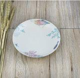 (BC-P1030) Plaque mignonne de fibre en bambou normale avec l'impression