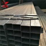 Sezione quadrata rettangolare saldata galvanizzata tuffata calda della cavità del tubo del tubo d'acciaio