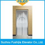Scuderia di Fushijia che esegue l'elevatore residenziale del passeggero