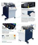 Stampante a base piatta UV di aggiornamento con il basamento mobile, prezzo di fabbrica con addestramento