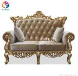 Sofa de luxe bon marché extérieur Hly-Sf63 de bonne qualité