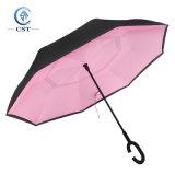 Nuovo commercio creativo reso personale dell'automobile dell'ombrello di doppio inverso