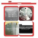 Máquina pneumática da marcação do LCD da placa de identificação Desktop