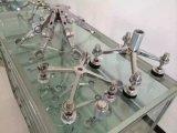 Installation convenable d'araignée en verre d'acier inoxydable