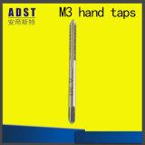 Taraud de main de machine-outil de qualité pour l'outil manuel