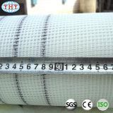 4X4 mmの白い抗張ガラス繊維の網の重量160 G