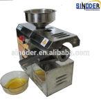 Prensa de petróleo fría del mini pequeño coco del cacahuete que hace la máquina del expulsor