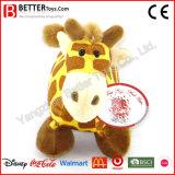 En71 Super suave Peluche jirafa de peluche juguete para niños