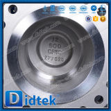 Didtekはワームギヤオペレータが付いている鋼鉄高温ゲート弁を停止する