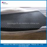 Engranzamento da tela do aço de carbono elevado para o triturador de pedra