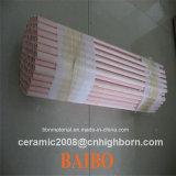Rosafarbene Qualitäts-Tonerde-keramisches Gefäß