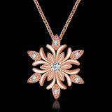 De Juwelen van Hotsale van de Vrouwen van Neckalce van de Manier van de Vorm van de sneeuw