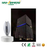 360 호텔 Windows를 위한 정도 10W LED Windows 빛