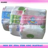 Todo clasifica los buenos pañales del bebé del algodón de la absorción de Quanzhou ningún Guangzhou