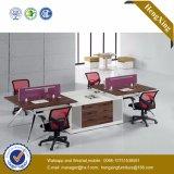 (HX-TN269) SGSのオフィス用家具の金属の足のオフィスのキュービクルワークステーション