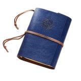 PU крышку ноутбука, журнала нестандартного формата бумаги дневник книги 2018