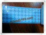 포장 레이블 자동 접착 둥근 레이블 스티커