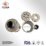 Nuevos productos de acero inoxidable de la Base de tubo Galvanothermy 304/316L