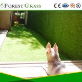 조경 잔디 또는 애완 동물 (BSA)를 위한 편평한 인공적인 잔디