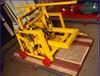 Малых производственных машин Qmy2-45 конкретные полой производстве кирпича машины