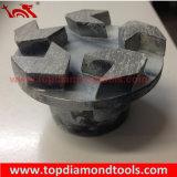 Диск диаманта меля с формой трапецоида для конкретный полировать