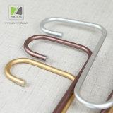 Ganci di vestiti del collegare/mutanda del metallo/gancio di alluminio progettati a più strati del pannello esterno