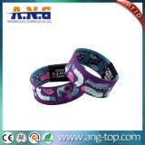 Bracelete elástico da tela NFC do estiramento do esporte