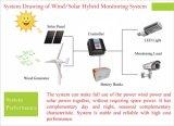 sistema de gerador da turbina do vento do moinho de vento da C.A. 200W com boa qualidade