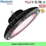 5 indicatore luminoso industriale impermeabile della baia del UFO LED della garanzia 100W 120W 150W 200W 250W di anno alto
