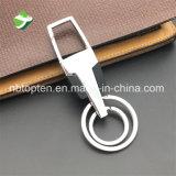 Catena chiave di stile del metallo su ordinazione classico promozionale all'ingrosso degli uomini