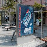 Im Freien Straßen-Aluminiumprofil-heller Kasten
